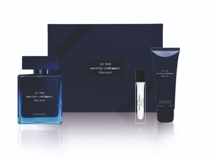 Narciso Rodriguez Bleu Noir For Him Giftset EDP