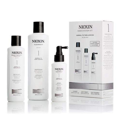 Nioxin System 1 Hair System 3pc Kit