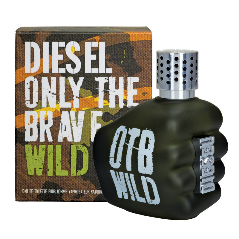 Diesel Only The Brave Wild EDT 75ml MEN