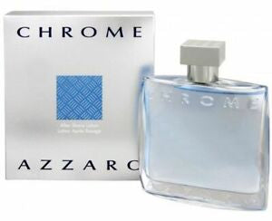 Azzaro Chrome After Shave Balm 100ml for MEN