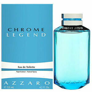 Azzaro Chrome Legend 125ml EDT MEN
