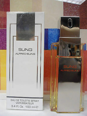 Alfred Sung 20th anniversary edition (for women) EDT Spray 100ml