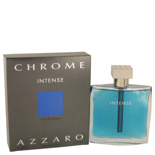 Azzaro Chrome Intense EDT MEN