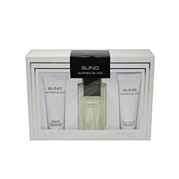 Sung Alfred Sung Gift Set 3pc 100ml EDT