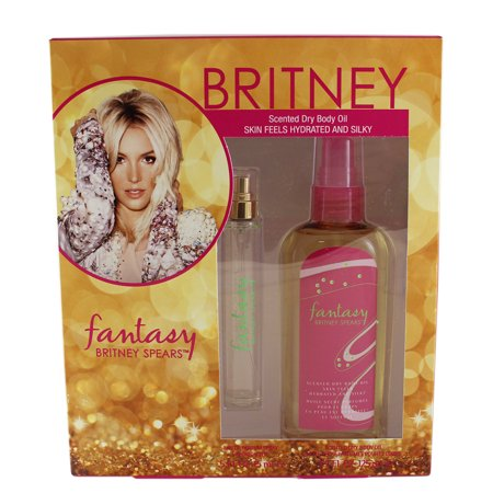 Britney Spears Fantasy Scented Dry Body Oil