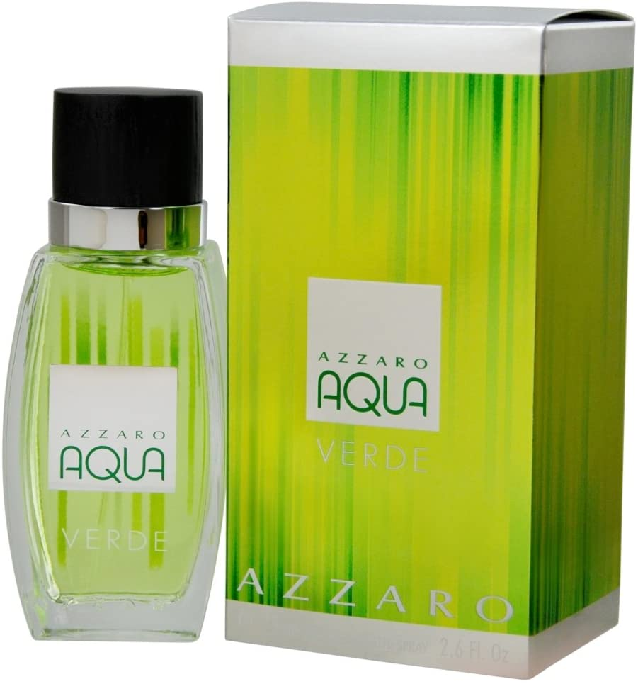 Azzaro Aqua Verde 75ml EDT MEN
