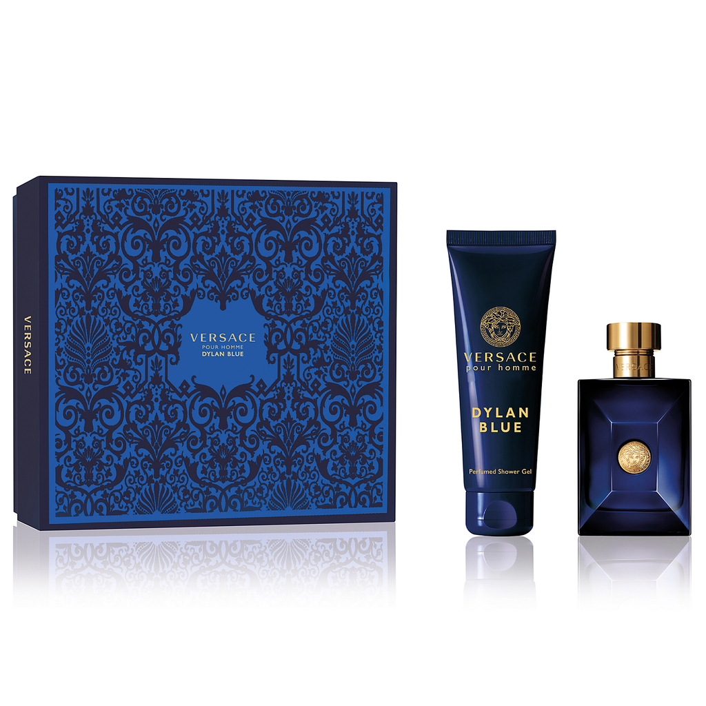 Versace Dylan Blue Gift Set 2pc 100mL