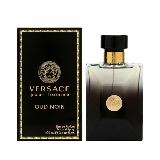 Versace Oud Noir 100ML EDP MEN