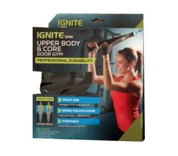 SPRI Ignite Upper Body & Core Door Workout