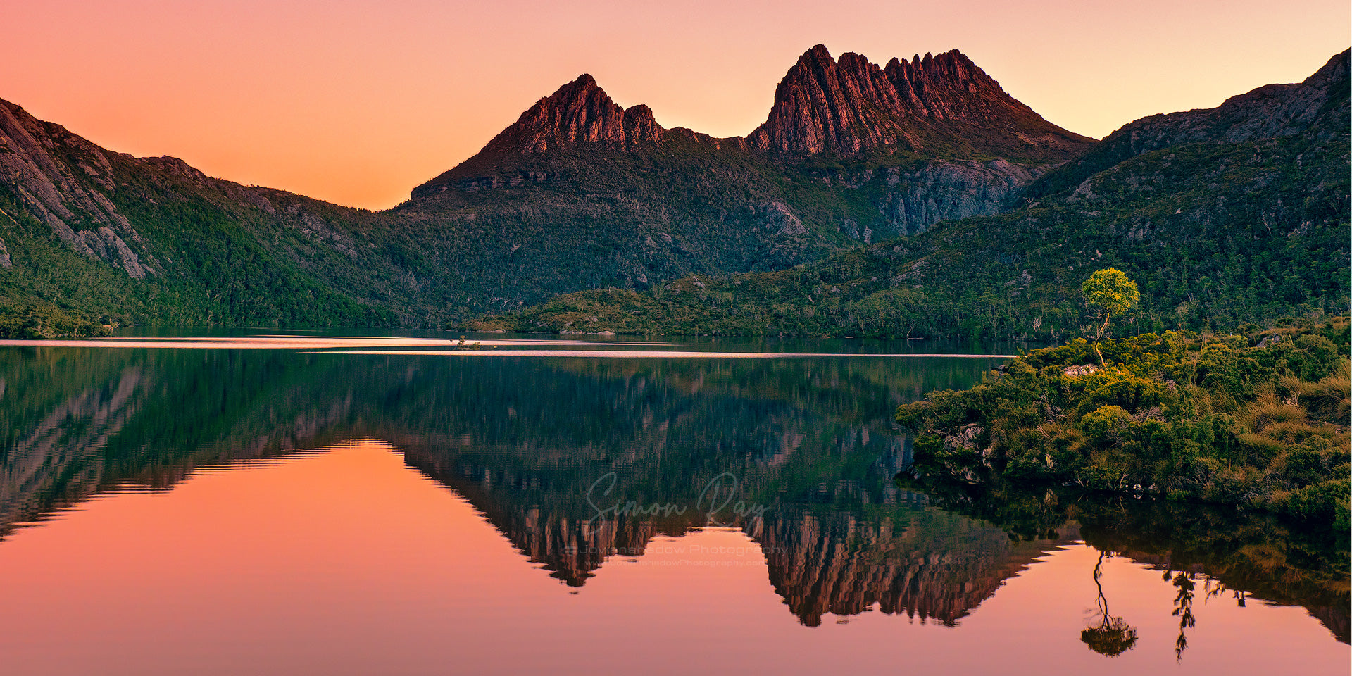 Cradle Mountain Sunset