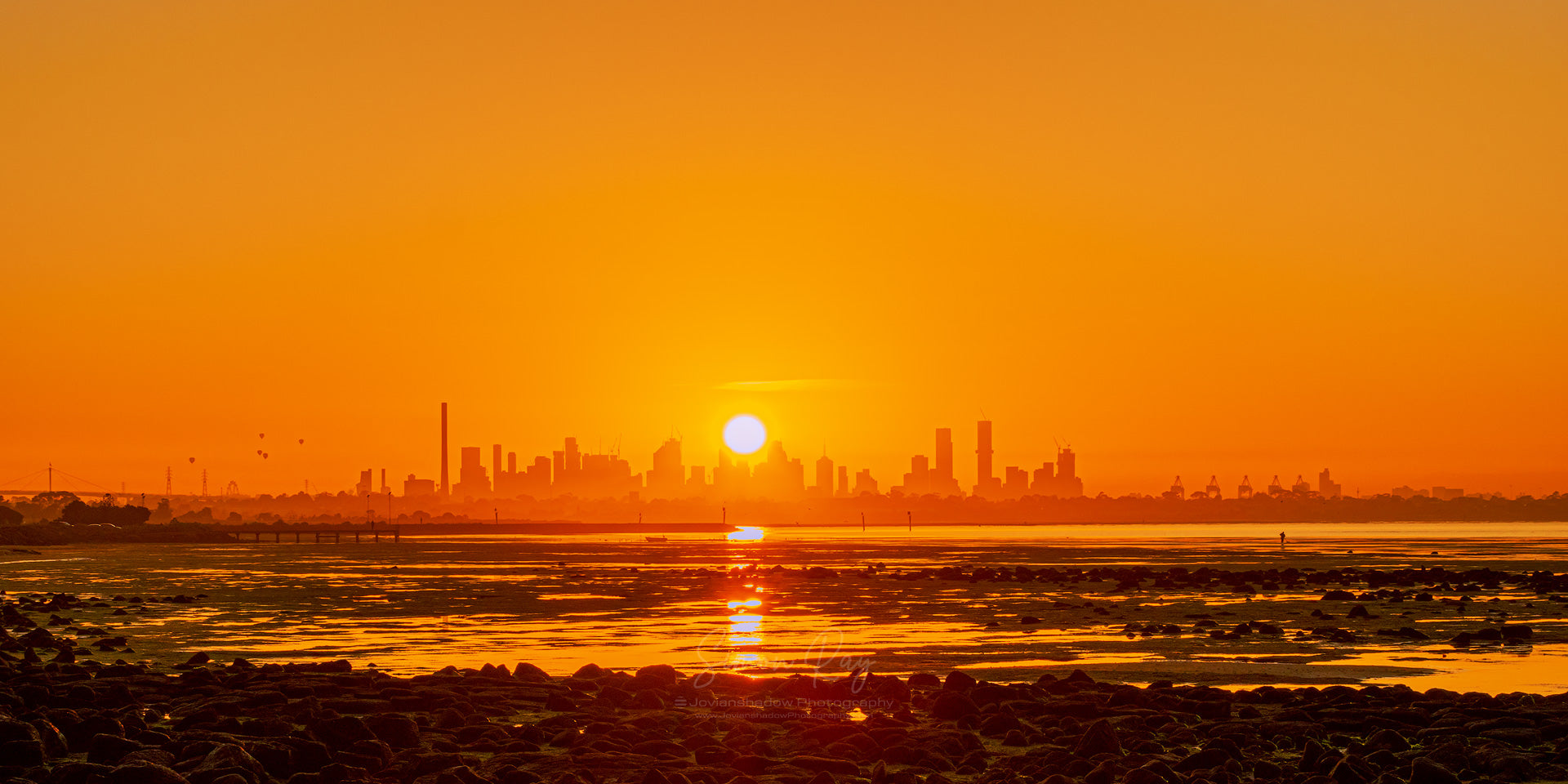 Melbourne Sunrise
