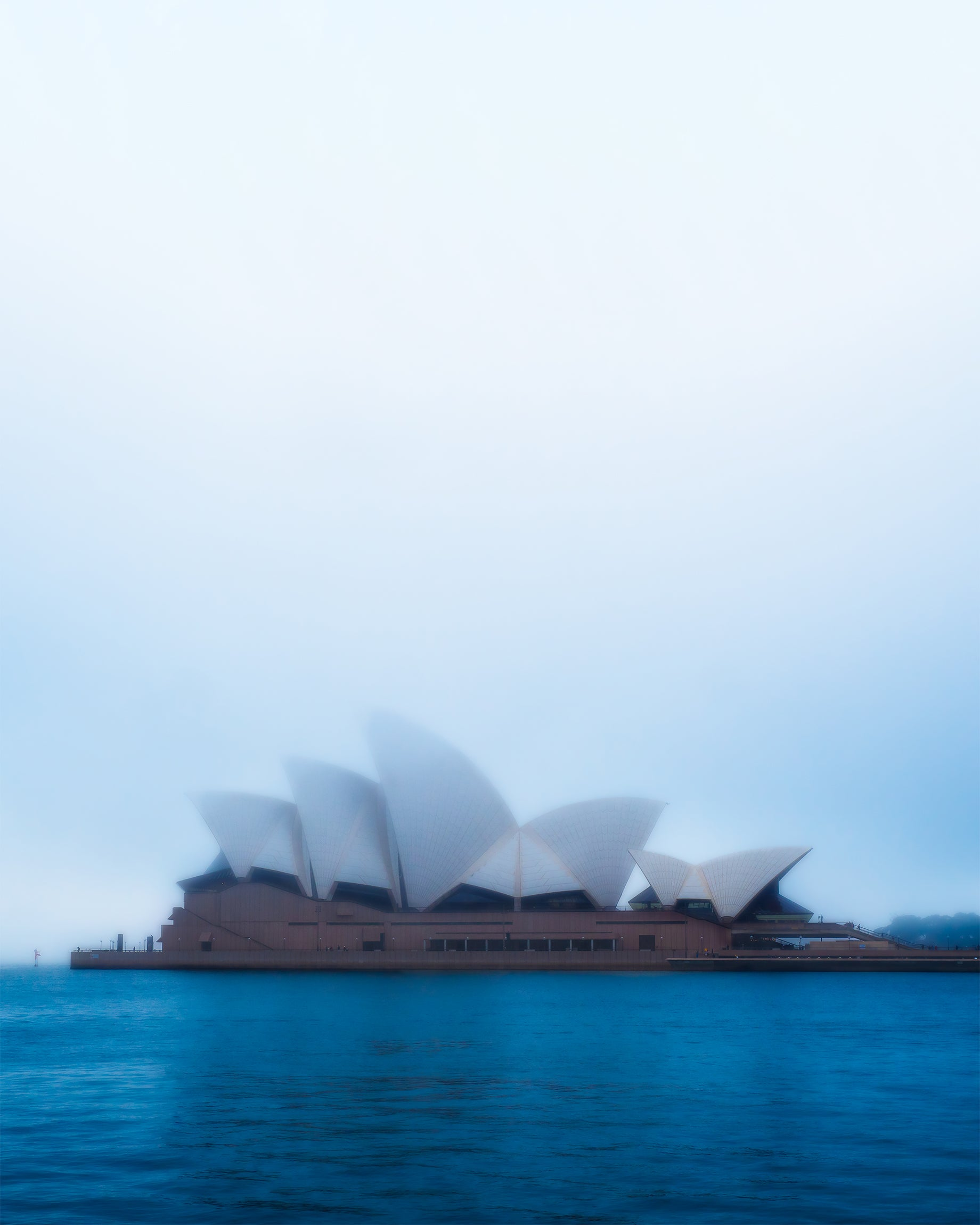 Foggy Opera House