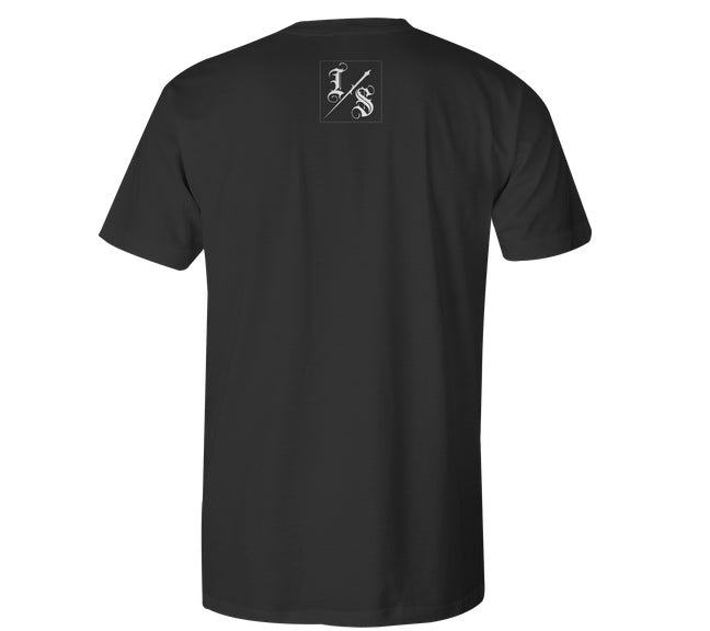 Inkslingers 'The Best' Black Tee Shirt
