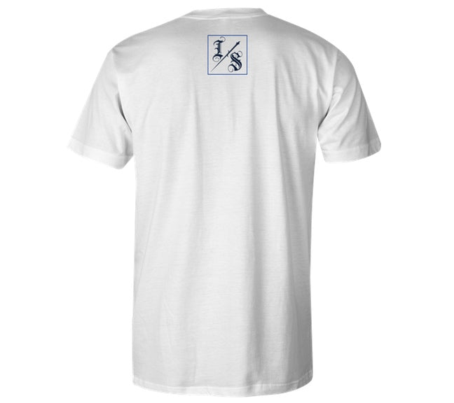 Inkslingers 'The Best' White Tee Shirt