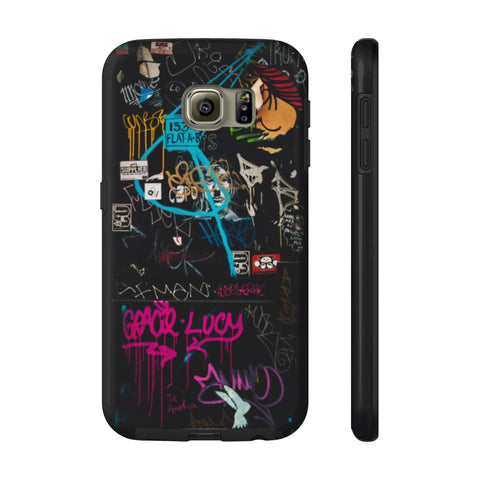 556 Graffic One Tough Phone Cases