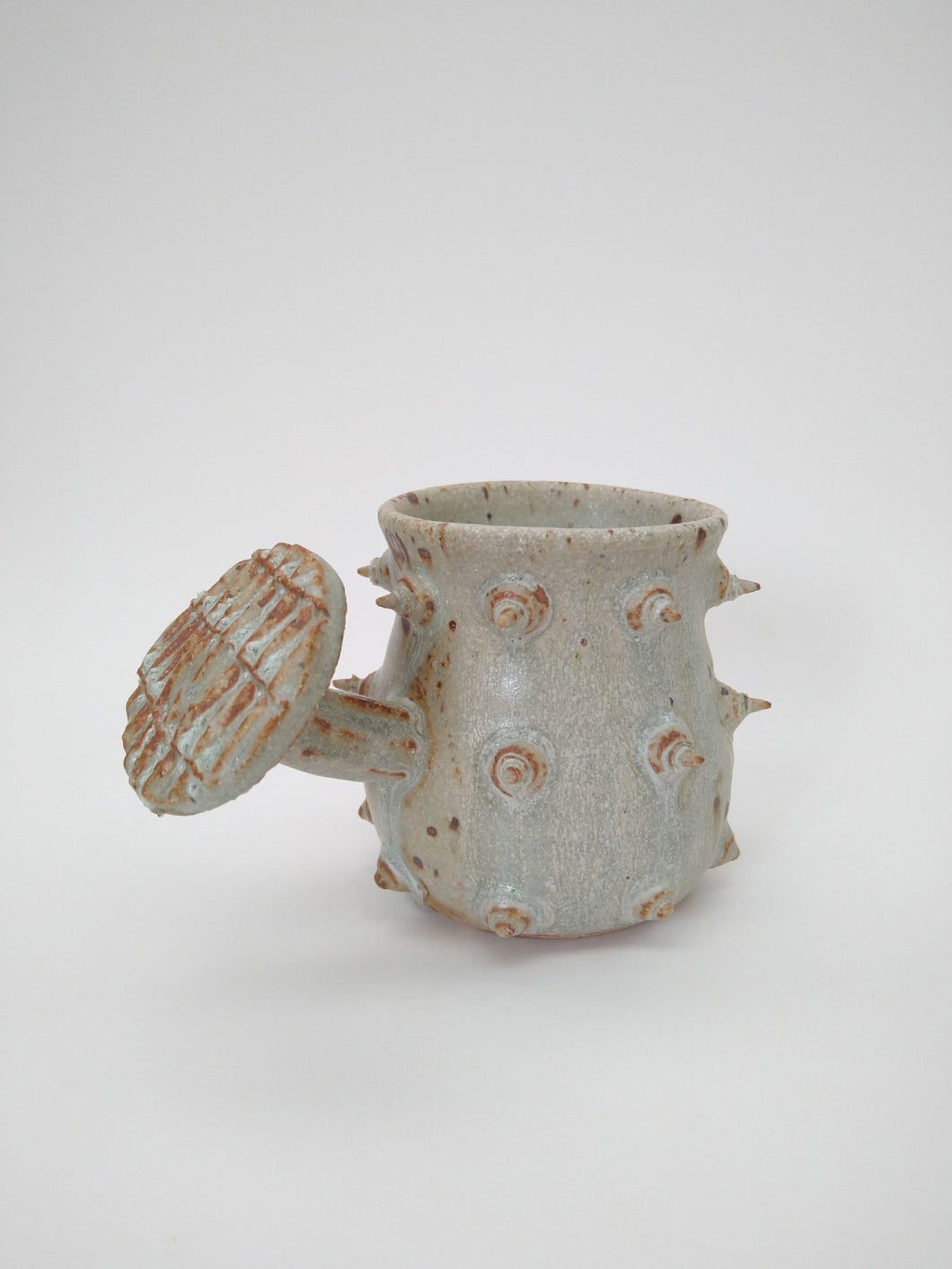 Fecundity Cookie Mug with Ivory Glaze