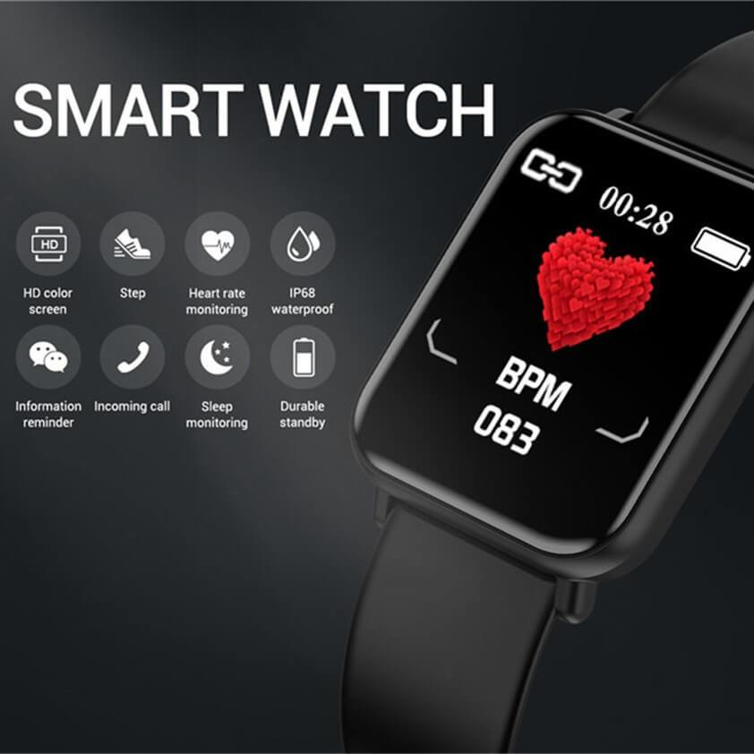 4G Multifunction Bluetooth Smart Watch
