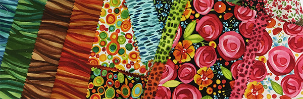 Wild By Nature Kathy Deggendorfer Fabric
