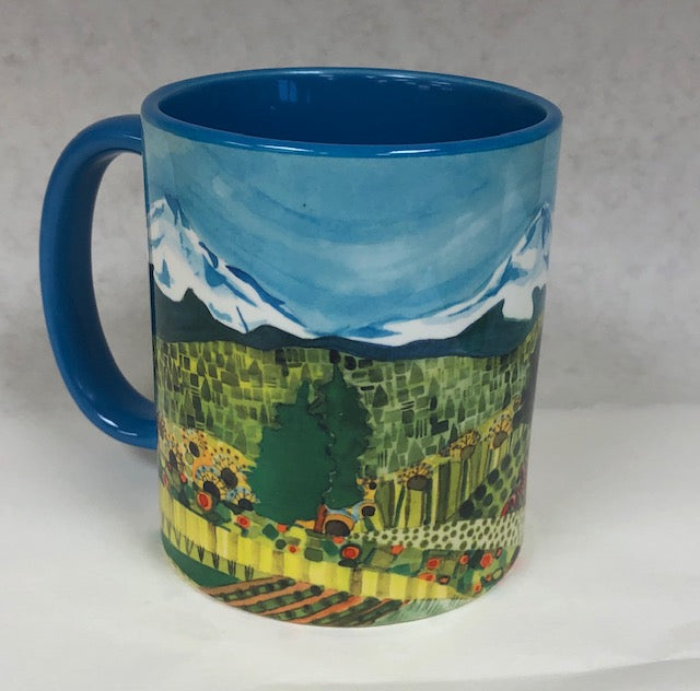 KATHY'S MUGS  -Bountiful Life Community Garden