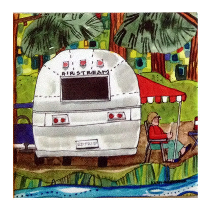 FUN TILES - Airstream
