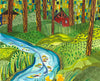 GICLEES - Early Summer on the Metolius