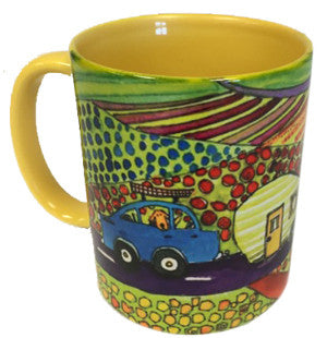 KATHY'S MUGS - Get Me the Yellow Ones