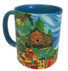 KATHY'S MUGS - Mountain cabin