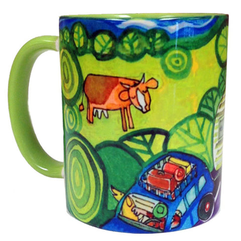 KATHY'S MUGS -  Can You Say Moo