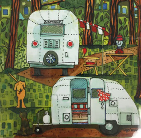 FUN TILES - You Meet The Nicest People in An Airstream