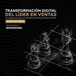 Workshop Online: Transformación Digital del Líder en Ventas