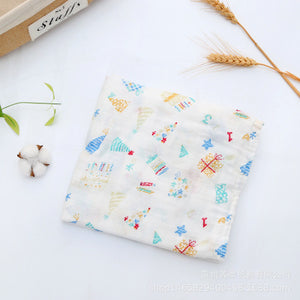 Bamboo cotton baby swaddles
