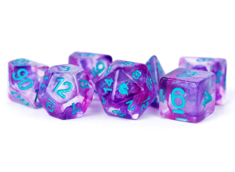 MDG Dice Unicorn: Violet Infusion