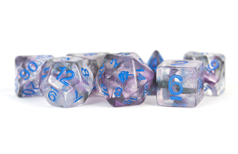 MDG Dice Unicorn: Stellar Storm 16mm Poly Dice Set