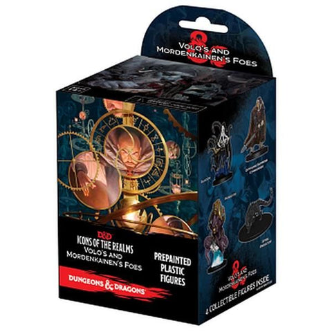 D&D Icons of the Realms Volo & Mordenkainen's Foes Booster Pack