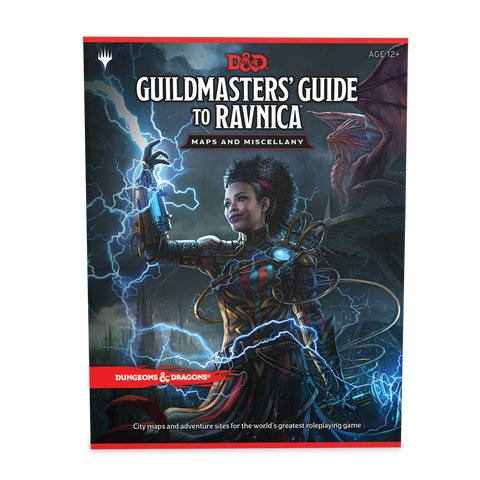 D&D 5e Guildmasters Guide To Ravnica