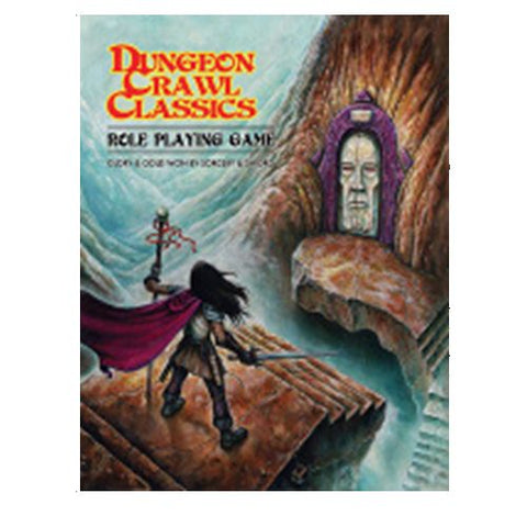 Dungeon Crawl Classics Core Rule Book Softcover