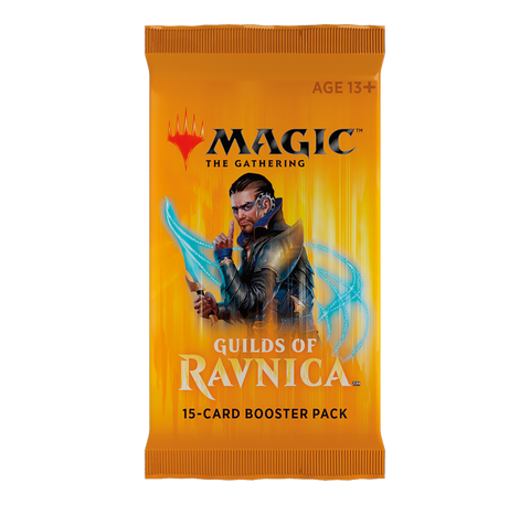 Guild of Ravnica Booster Pack