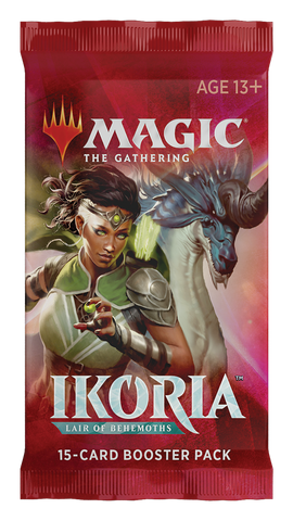 Ikoria: Lair of Behemoths Draft Booster Pack