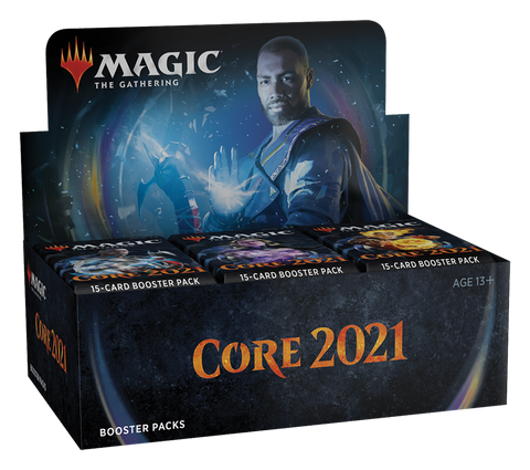 Core 2021 Draft Booster Box