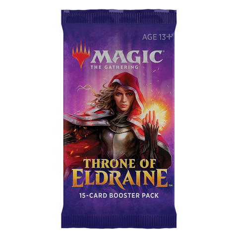 Throne of Eldraine Booster Pack