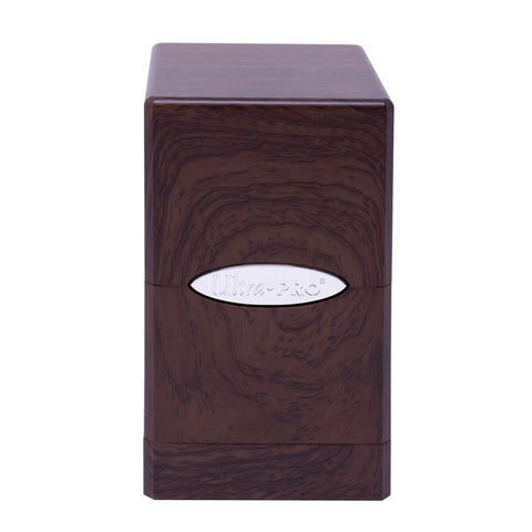 Ultra Pro: Satin Tower Deck Box - Forest Oak