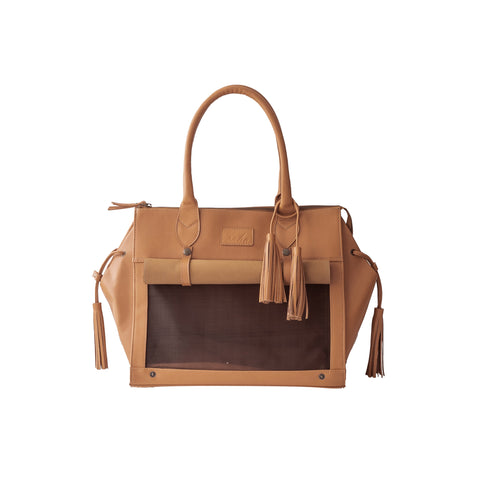 TOUDA BAG L CAMEL