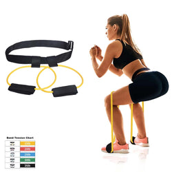 Fitness Set Booty Bands
