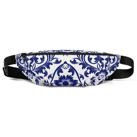 Fanny Pack Blue China