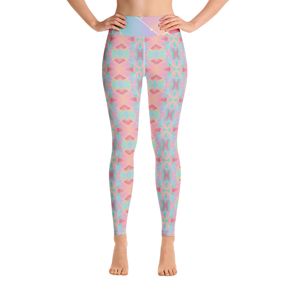 Yoga Leggings Kaleidoscope