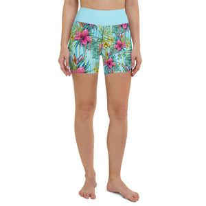 Tropic Yoga Shorts