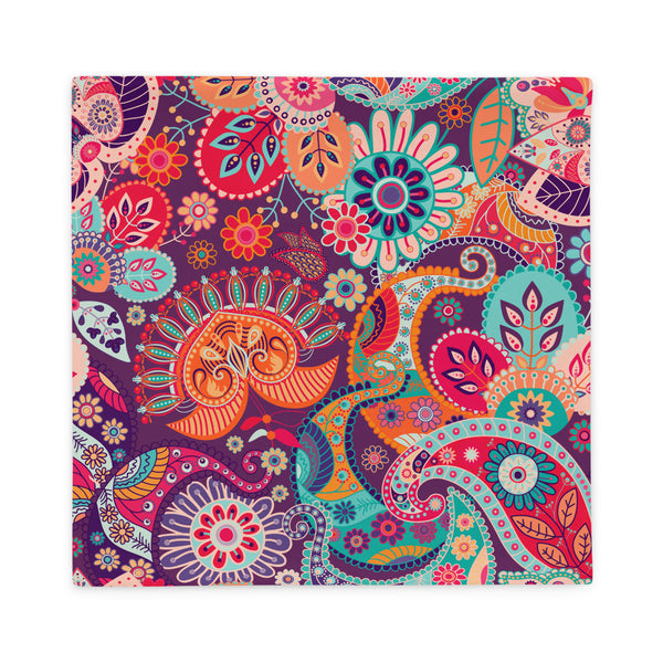 Wonder Flowers Pillow Case