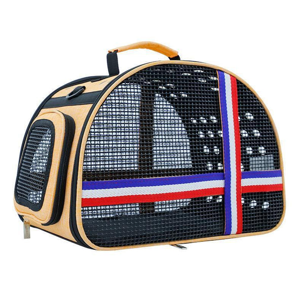 Perforated Portable Travel Bag For Pets Under 4KG or 8LB