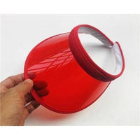 Candy Color Sun Visor