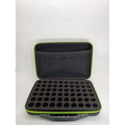 Essential Oil Storage Travel Case With 60 Grids